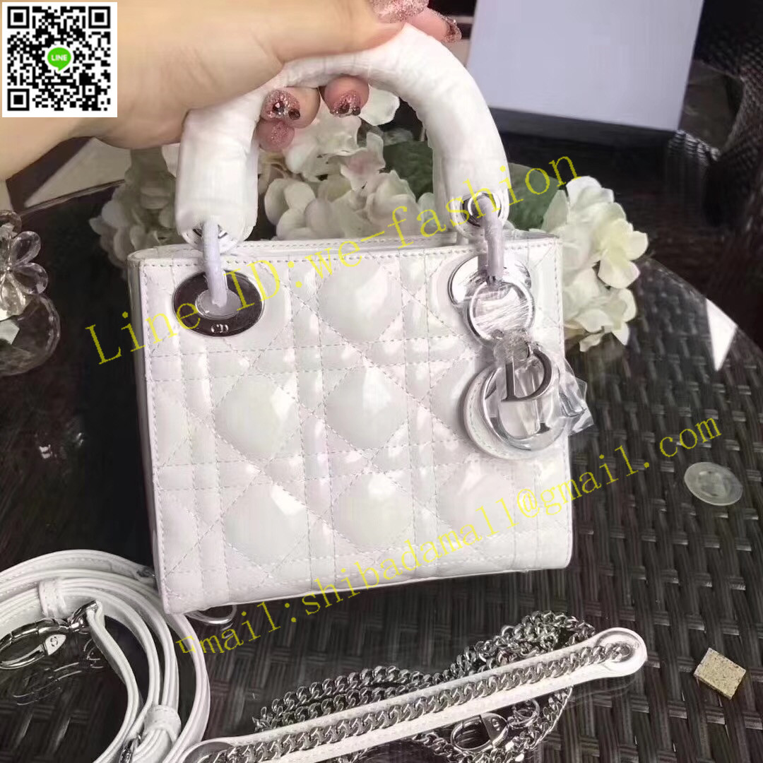 Dior クリスチャンディオール 3色 レディース ハンドバッグ ショルダーバッグ 偽物