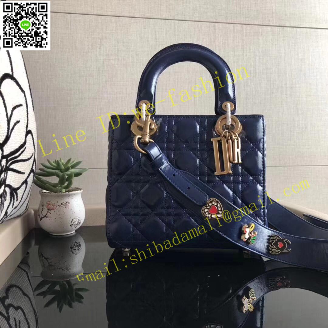Dior クリスチャンディオール レディース ハンドバッグ おすすめ 後払い 3色