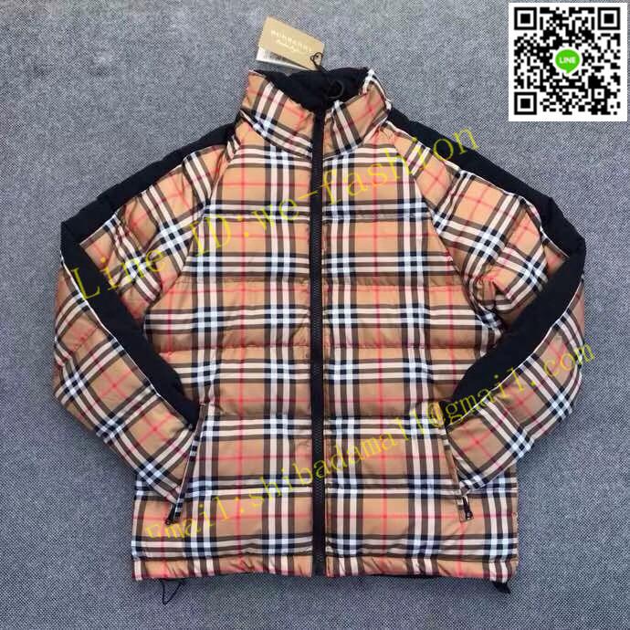 Burberry バーバリー メンズ ダウンジャケット スーパーコピー 代引き日本国内発送 安全必ず届く おすすめ 口コミ