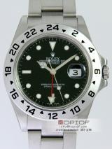ロレックス ROLEX エクスプローラーII 16570 ブラックコピー腕時計代引き
