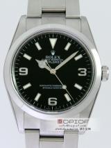 ロレックス ROLEX エクスプローラーI 114270 ブラック ブランドコピー腕時計