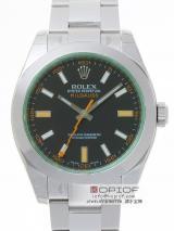 ロレックス ROLEX パーペチュアル ミルガウス 116400GV ブラック コピーブランド時計代引き