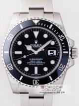 ロレックス ROLEX 新型 サブマリーナ 116610LN デイト ブラック最高品質コピー腕時計代引き対応