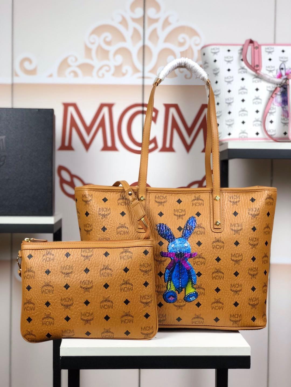 MCM ハンドバッグ レディース おすすめ 最新入荷 6068 5色