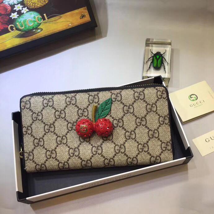 グッチ 財布 レディース安全代引き日本 2色476049  ブランドコピー財布通販後払い