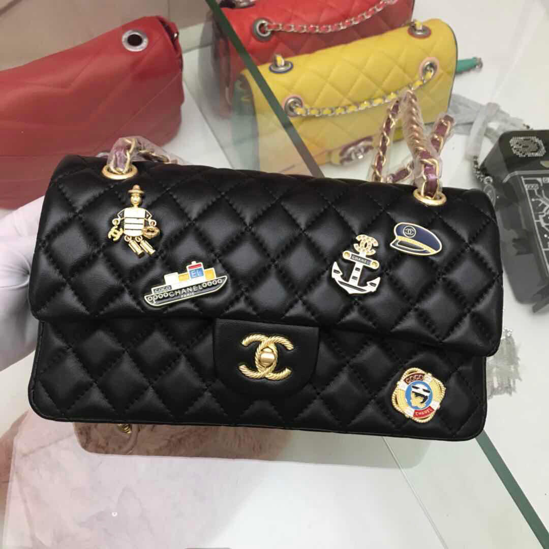 Chanel バッグ レディースショルダーバッグ 日本国内発送 3色