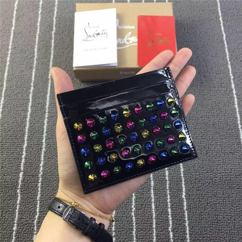 Christian Louboutinクリスチャンルブタン 2色 スーパーコピー財布代引き