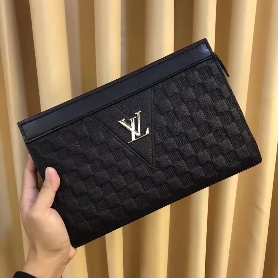 Louis Vuitton メンズ クラッチバッグ 激安 おすすめ 6624-5