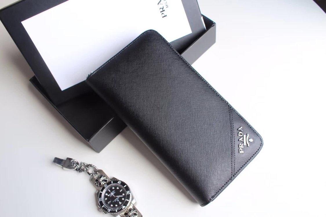 Prada プラダ メンズ 財布 ブランドスーパーコピー 後払い 52851