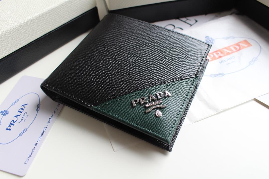 Prada プラダ メンズ 短財布 コピー 代引き専門 2M502