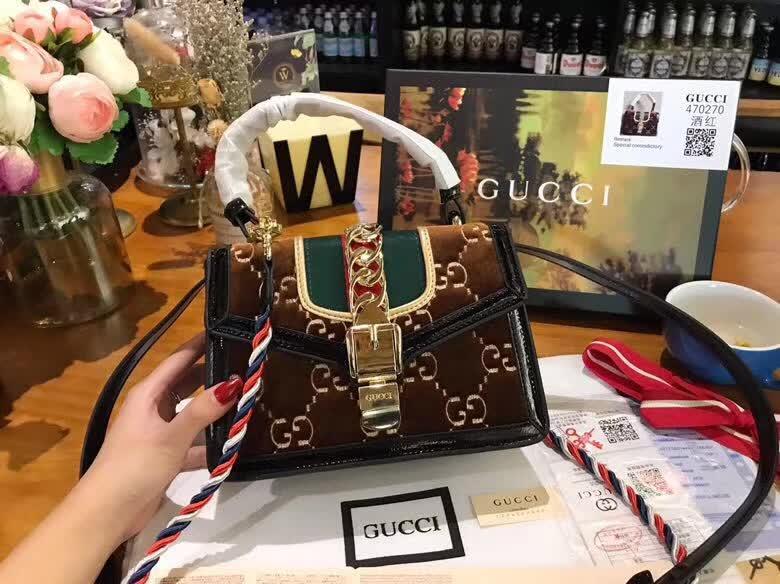 Gucci グッチ レディース ショルダーバッグ 商品口コミ 5色