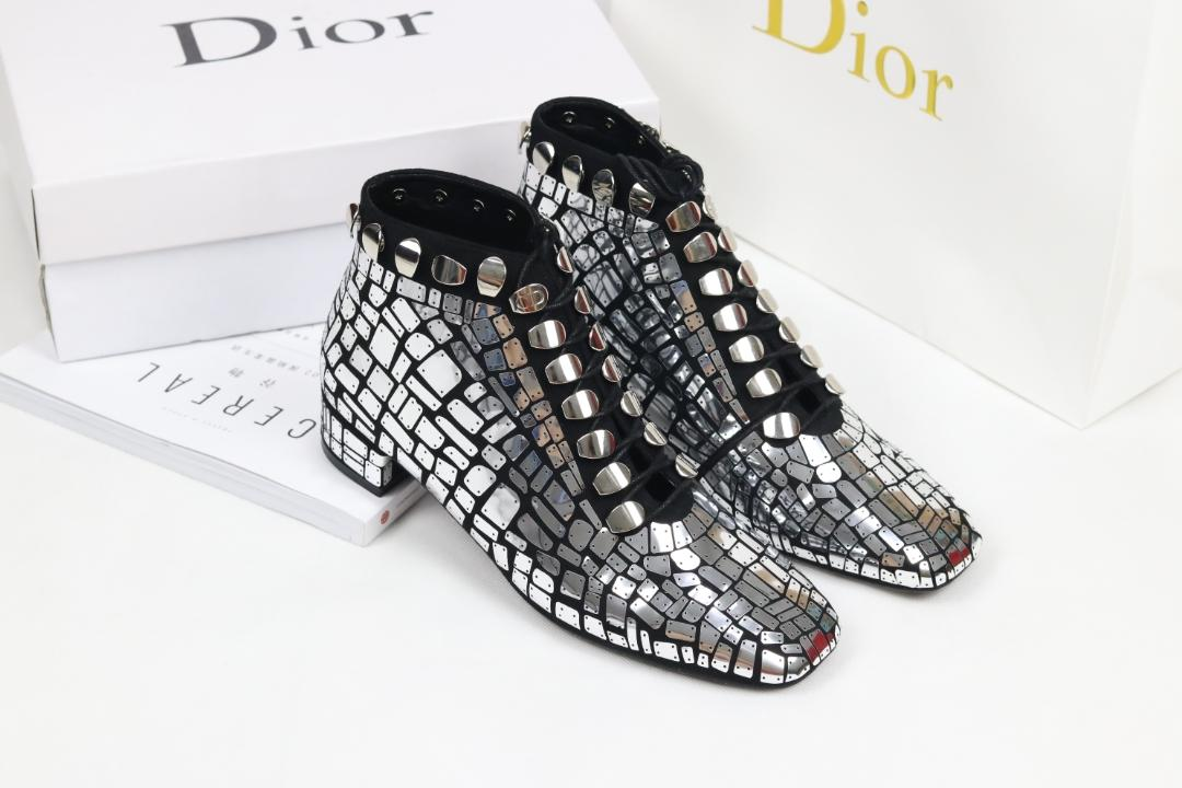Dior レディース 靴 ブランドスーパーコピー 通販大丈夫 2色