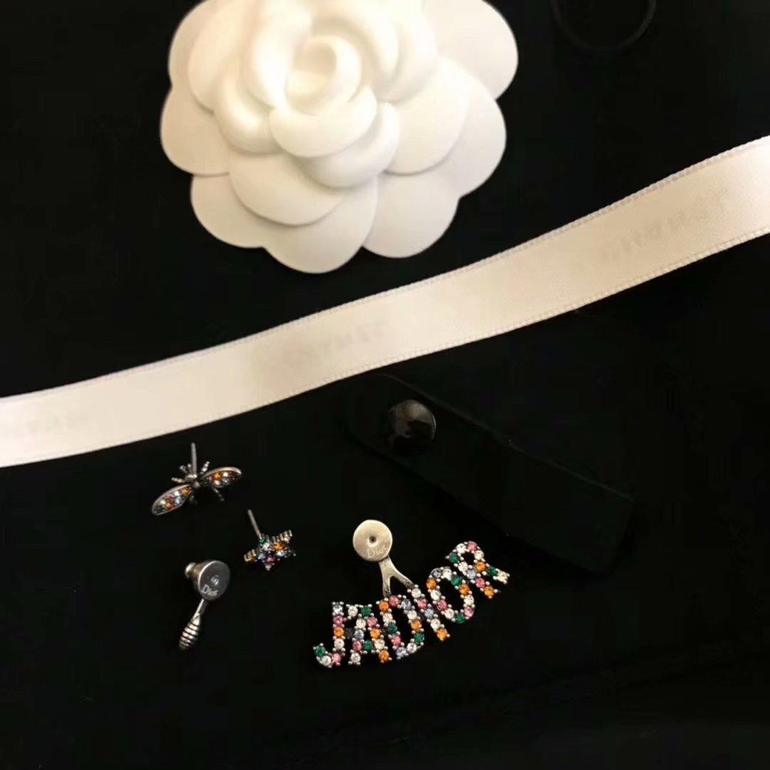 Dior クリスチャンディオール イヤリング ブランドコピー 代引き専門