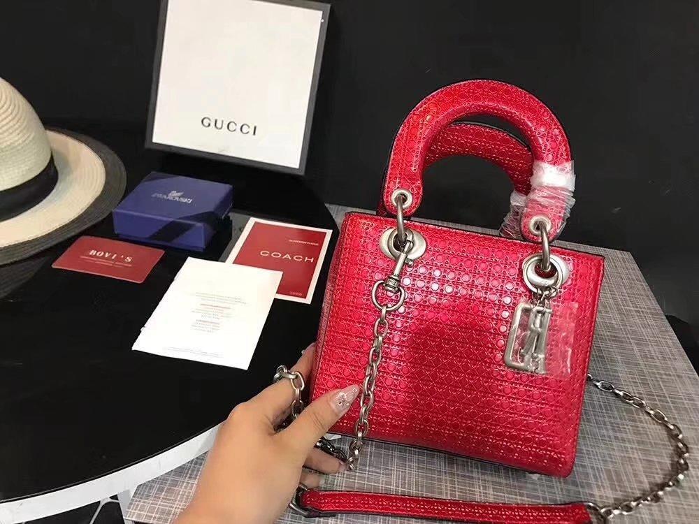 Dior クリスチャンディオール レディース  ショルダーバッグ ハンドバッグ  5色