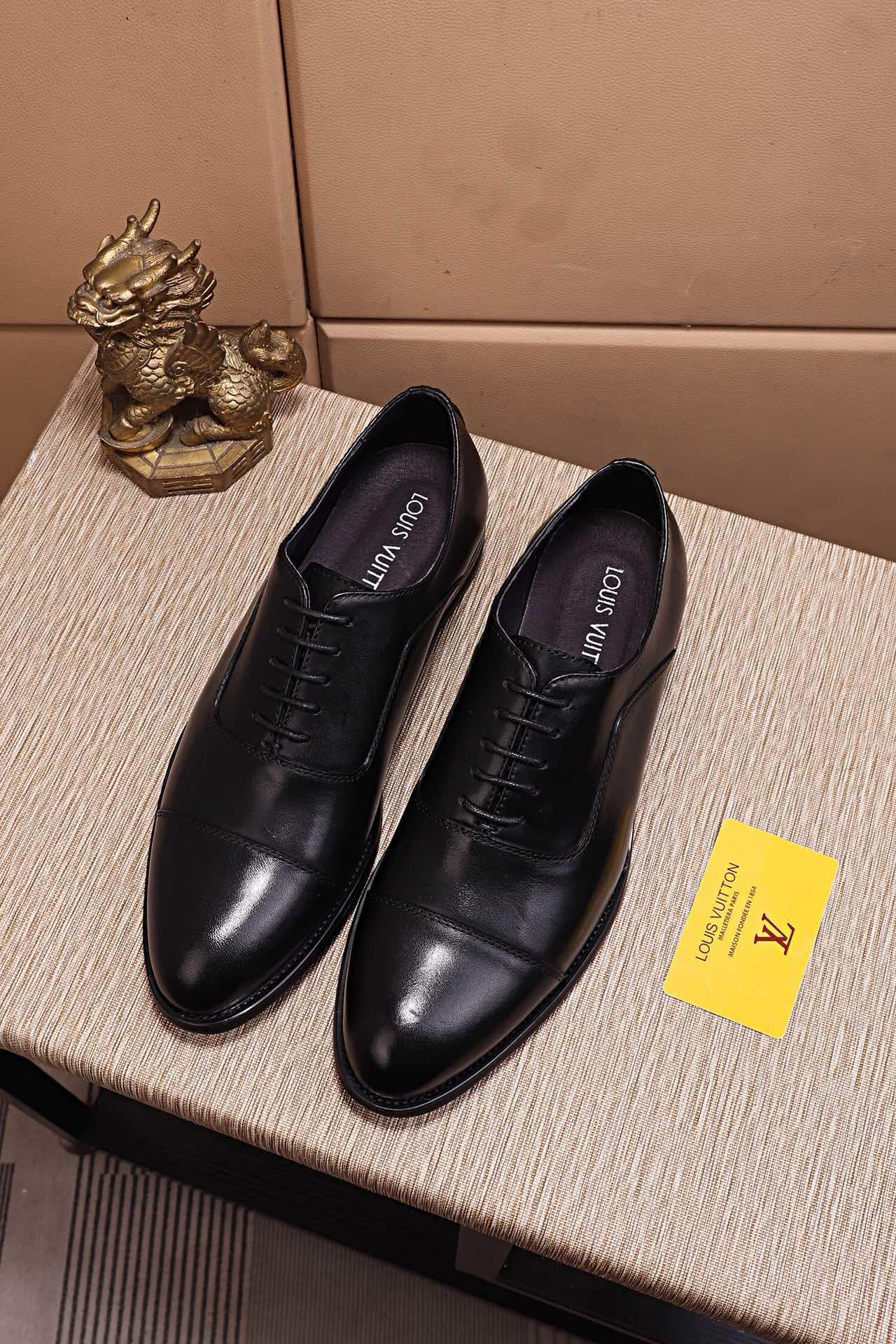 Louis Vuitton ルイヴィトン 偽物 メンズ 靴 代金引換国内 2色