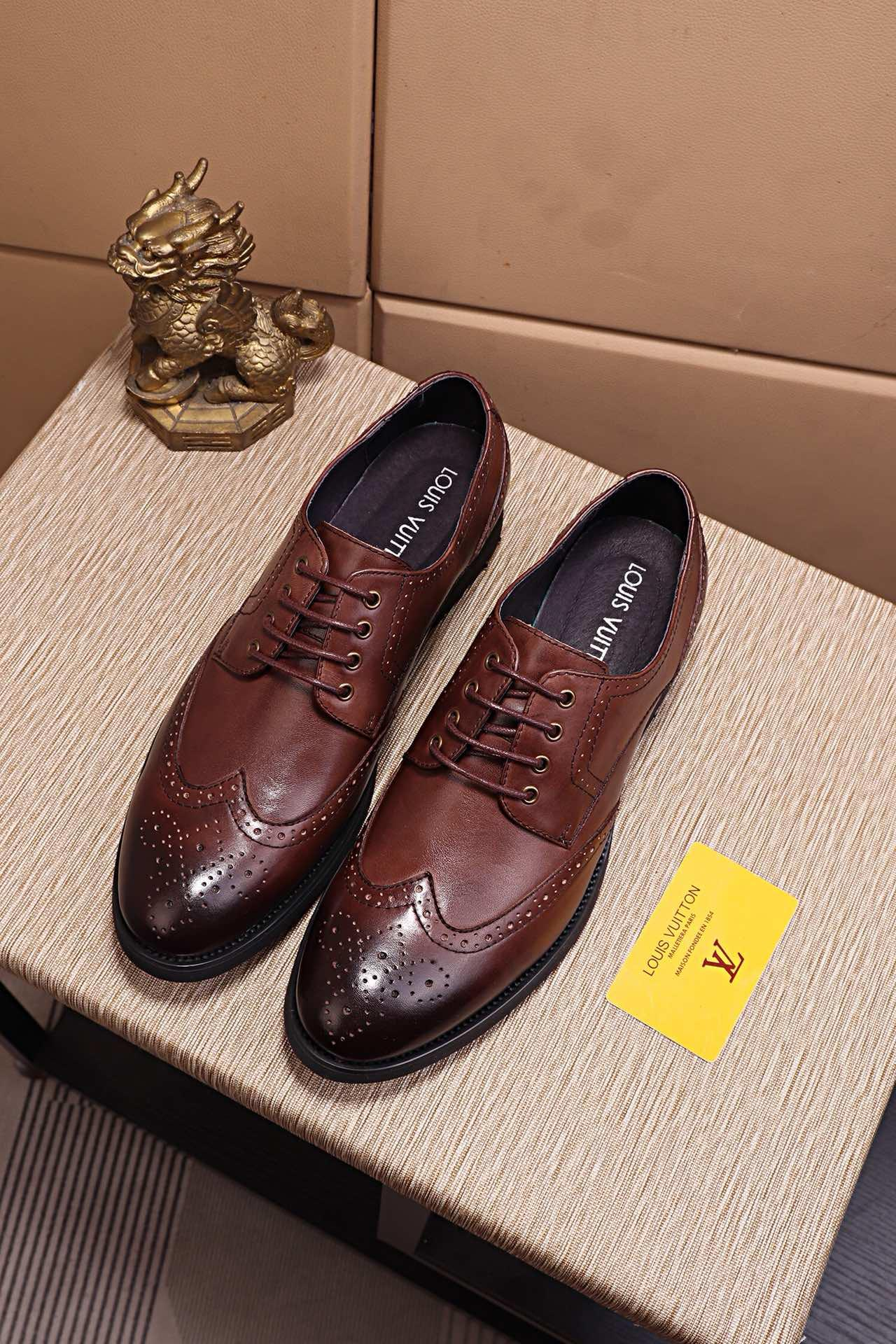 Louis Vuitton ルイヴィトン スーパーコピー 代引き 靴 メンズ 2色