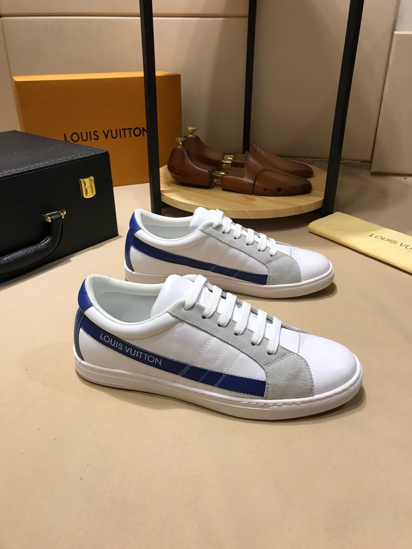 ルイヴィトン 靴 メンズ おすすめ 口コミ レプリカ 2色