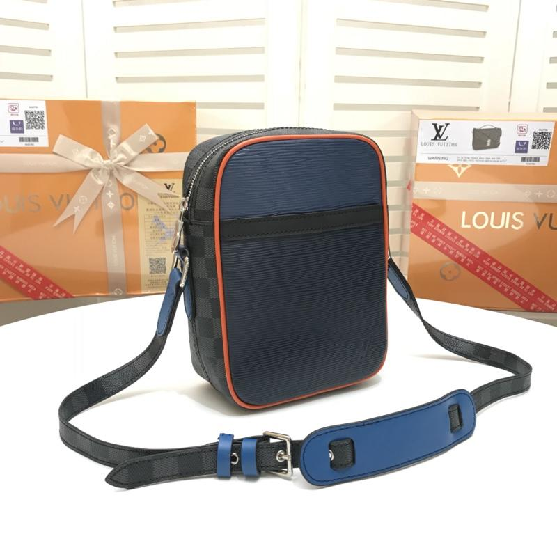 Louis Vuitton ルイヴィトン メンズ 斜め掛けショルダーバッグ 代引き専門 M51460 2色
