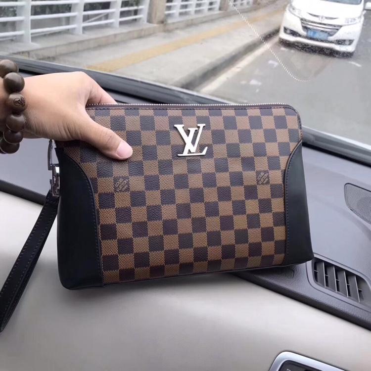 Louis Vuitton ルイヴィトン メンズ クラッチバッグ 専門店安全なところ 9167 4色