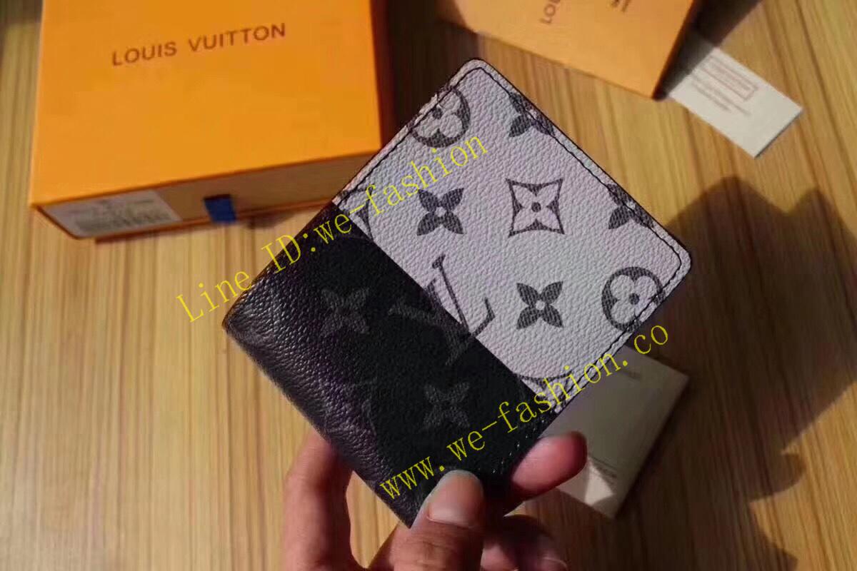 Louis Vuitton ルイヴィトン メンズ 二つ折り財布 激安販売 M60895