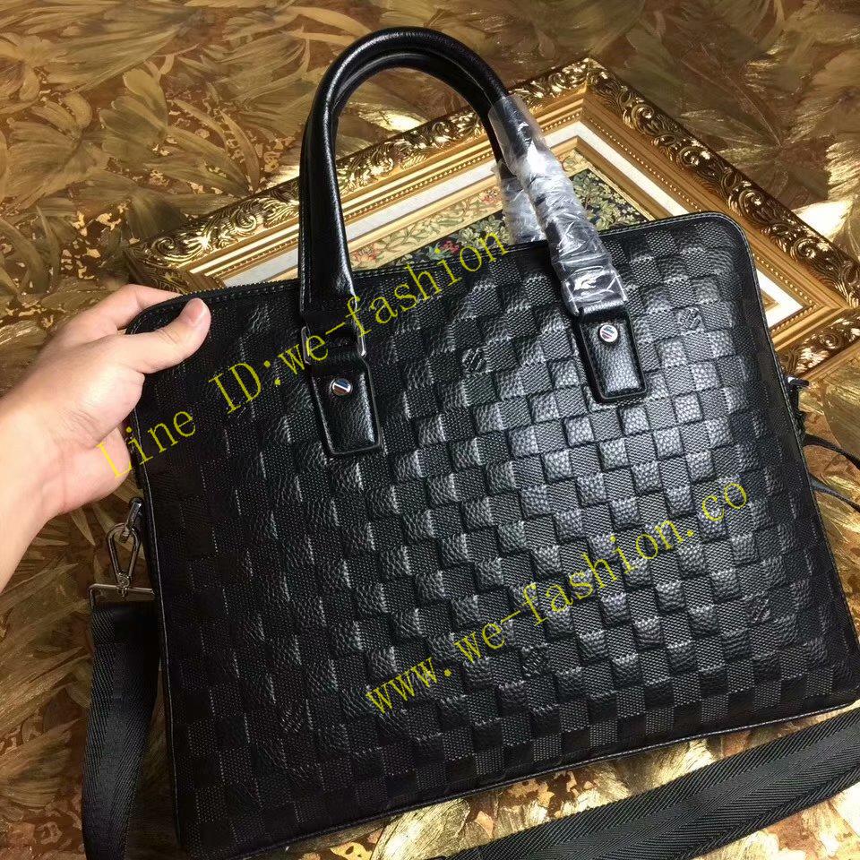 a0751d044de3 Louis Vuitton ルイヴィトン メンズ ビジネスバッグ ブランドスーパーコピー 33003-3