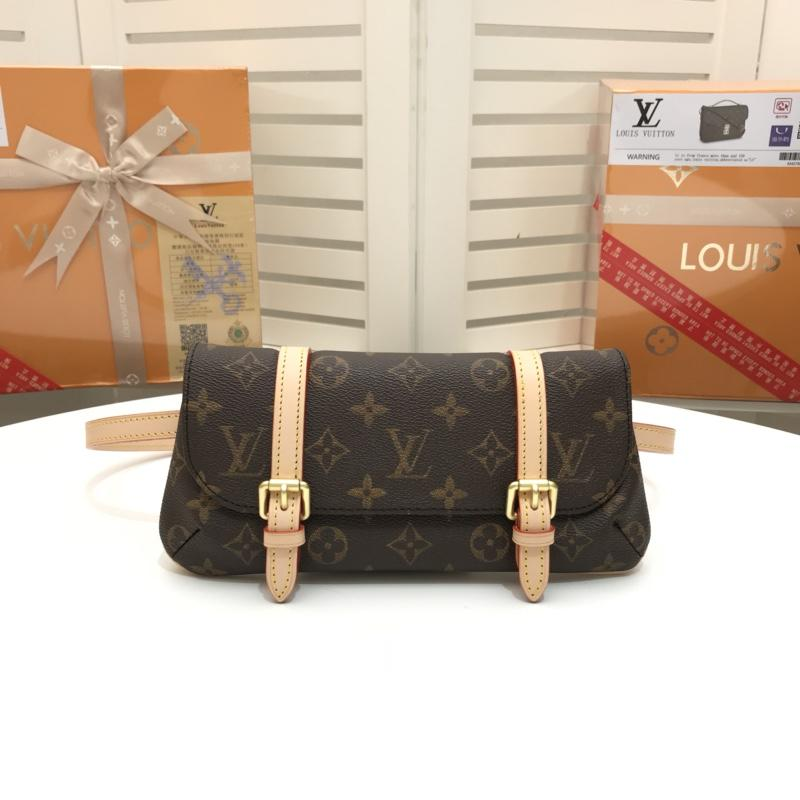 Louis Vuitton ルイヴィトン レディース ウェストバッグ 代引き通販  M51159