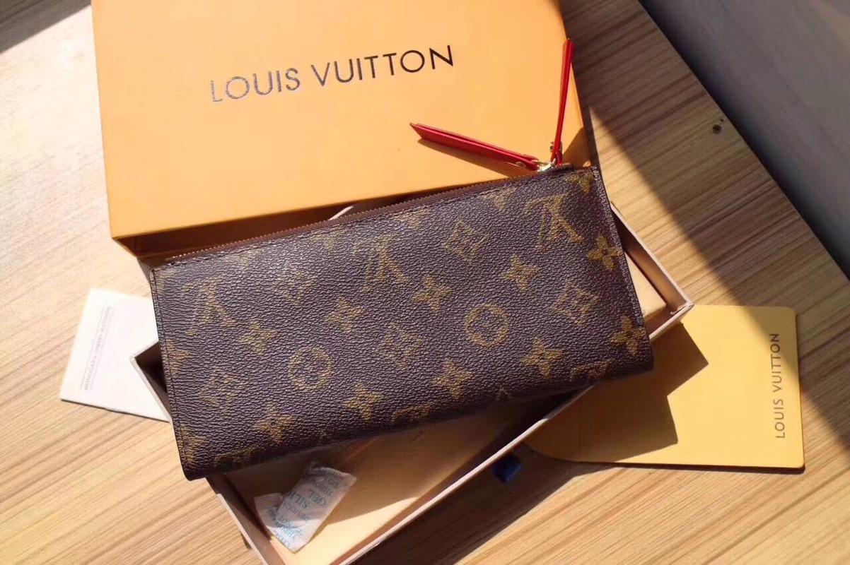 Louis Vuitton ルイヴィトン レディース 財布 専門店口コミ 偽物 M61269  4色
