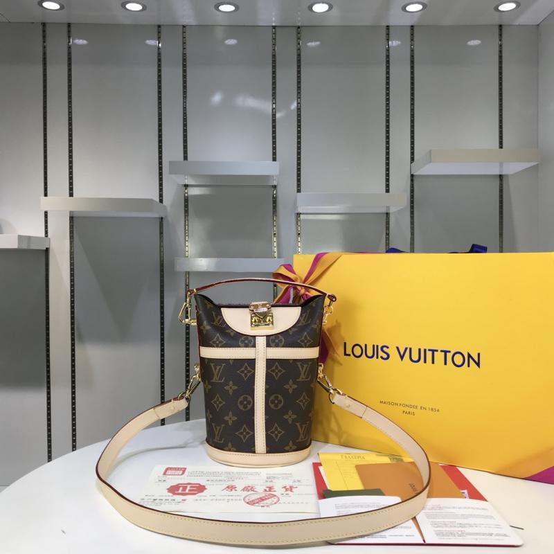 Louis Vuitton レディース ハンドバッグ バケツバッグ 代引き対応 M43587