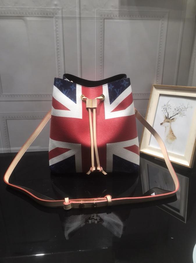 Louis Vuitton ルイヴィトン レディース バケツバッグ通販信用できる M40649 偽物バッグ代引き可能国内発送