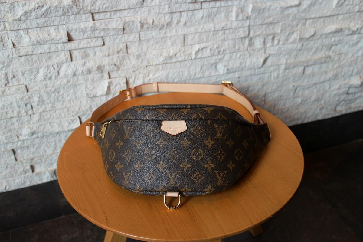 Louis Vuitton ルイヴィトン レディース ウェストバッグ 専門店安全なところ M43644 スーパーコピーバッグ代引き口コミ