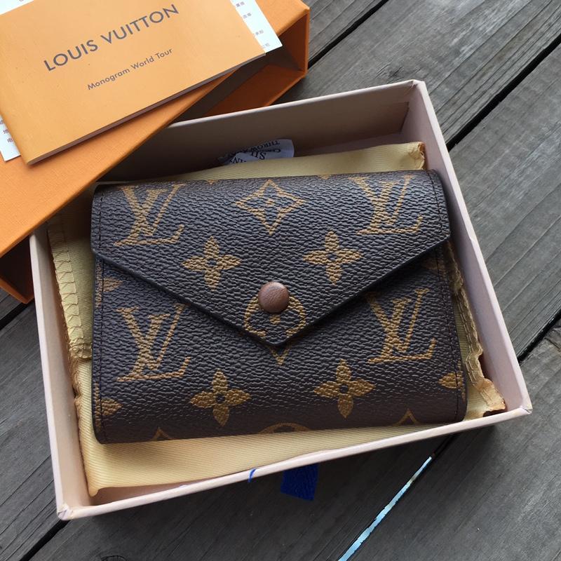 Louis Vuitton ルイヴィトン レディース 短財布 専門店届かない M41938 4色