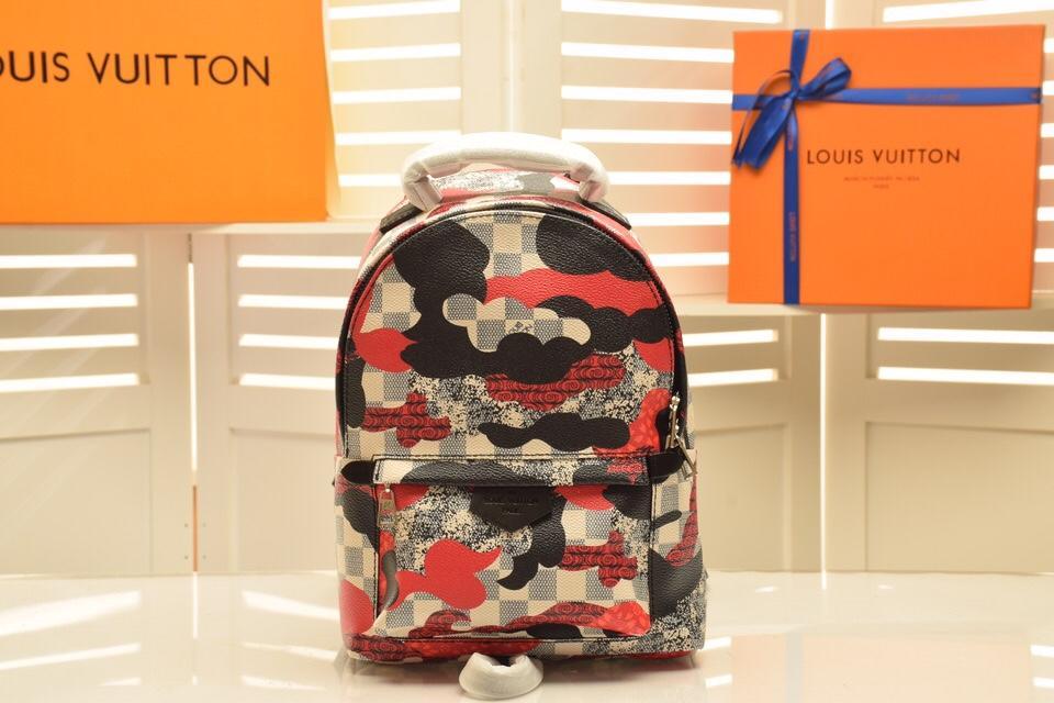 Louis Vuitton リュック レディース 最高級品  N41059  41560 41562 スーパーコピーブランドバッグ通販後払い