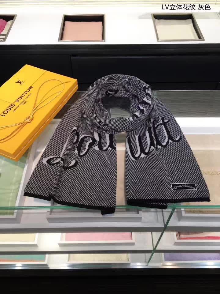 Louis Vuitton ルイヴィトン マフラー メンズ ブランドコピー n級国内 3色
