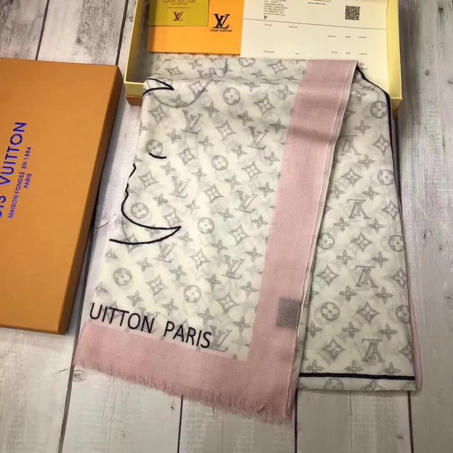 Louis Vuitton ルイヴィトン レディース マフラー 最高品質 送料無料 3色 安全必ず届く