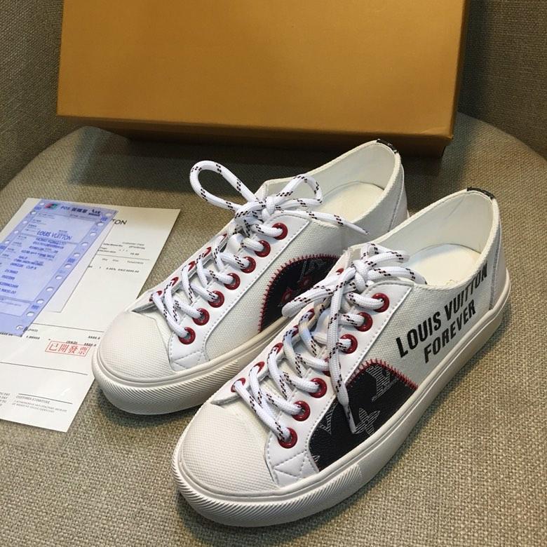 Supreme *Louis Vuitton レディース 靴 スーパーコピー 通販信用できる 送料無料 2色  p6718056