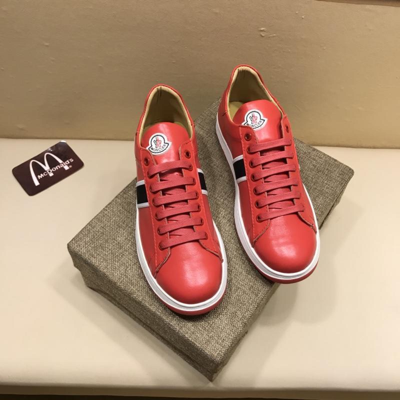 Moncler メンズ 靴 スーパーコピー 商品届いた 日本国内発送 2色 p6826045