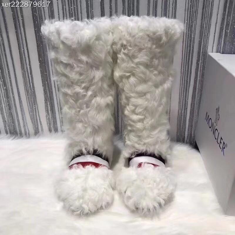 モンクレール Moncler レディース 冬靴 最高級品 通販信用できる 後払い 2色