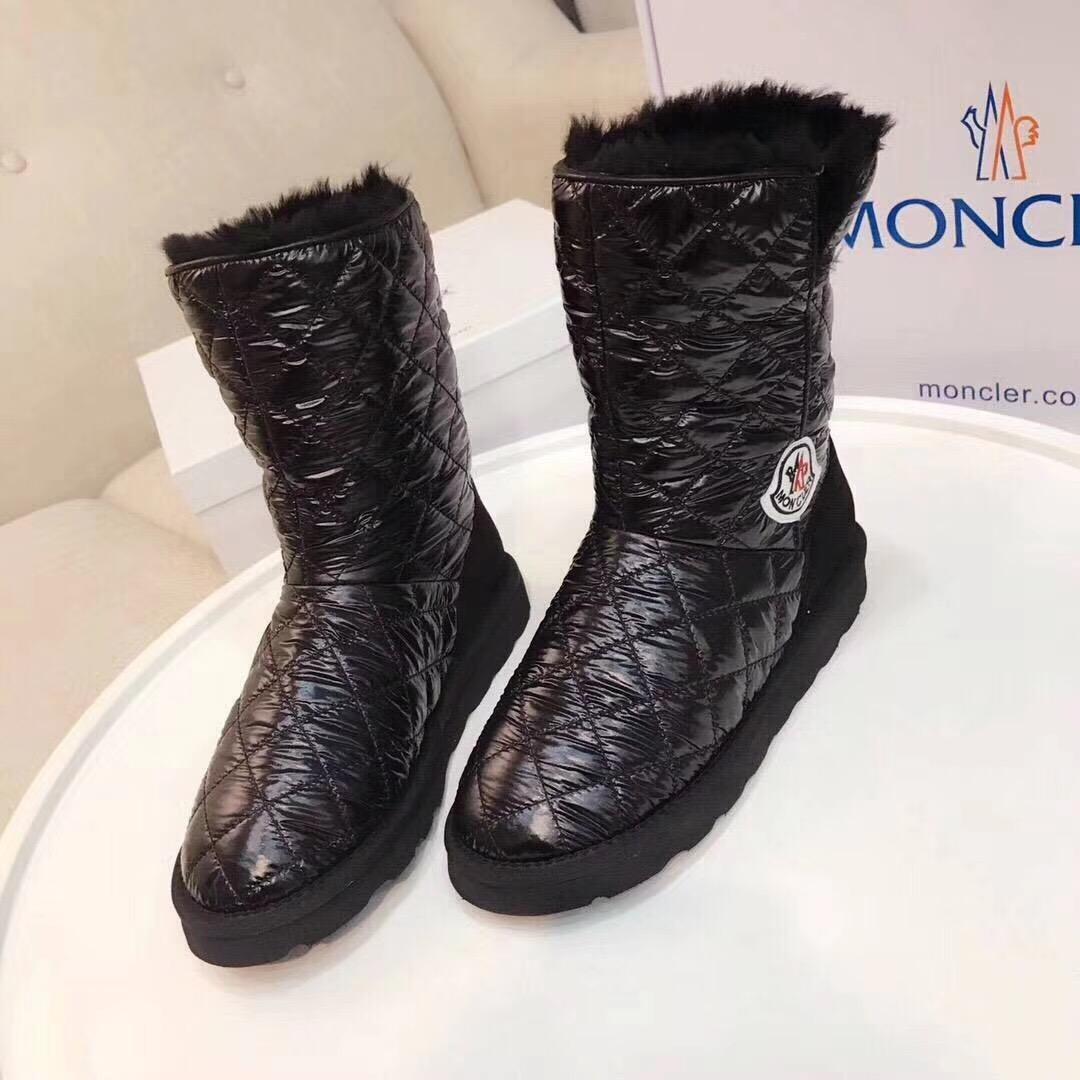 モンクレール Moncler レディース 冬靴 スーパーコピーブランド 代引き対応 2色