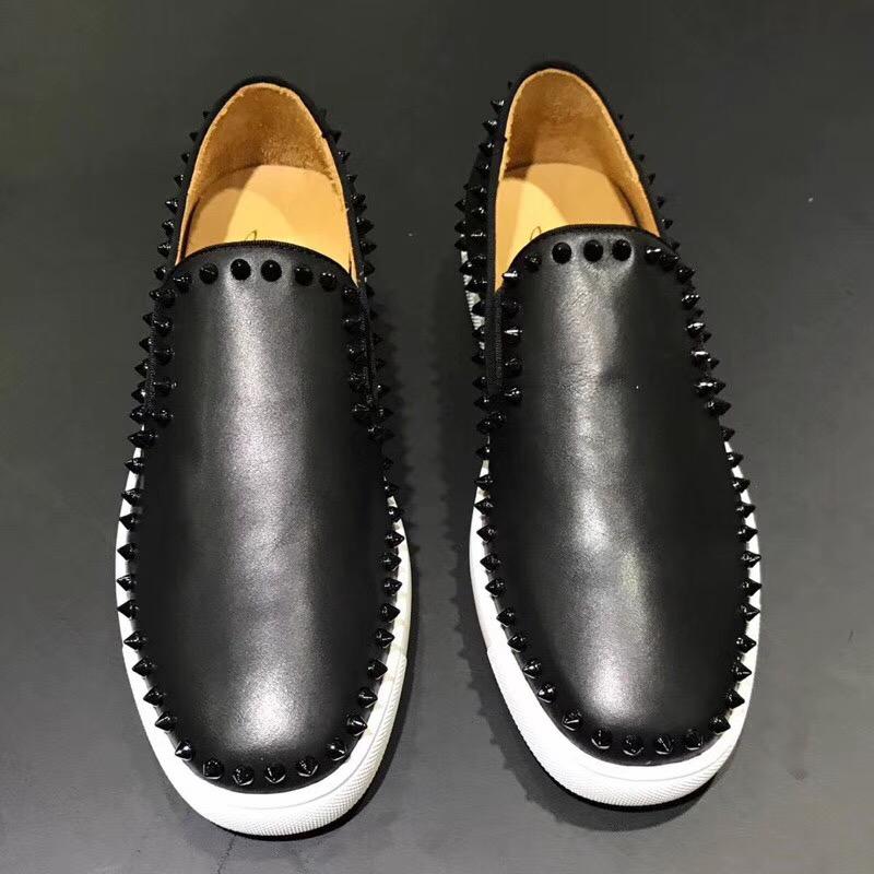 ChristianLouboutin 靴 カップル ブランドコピー 最新入荷 専門店信頼 安全日本国内発送