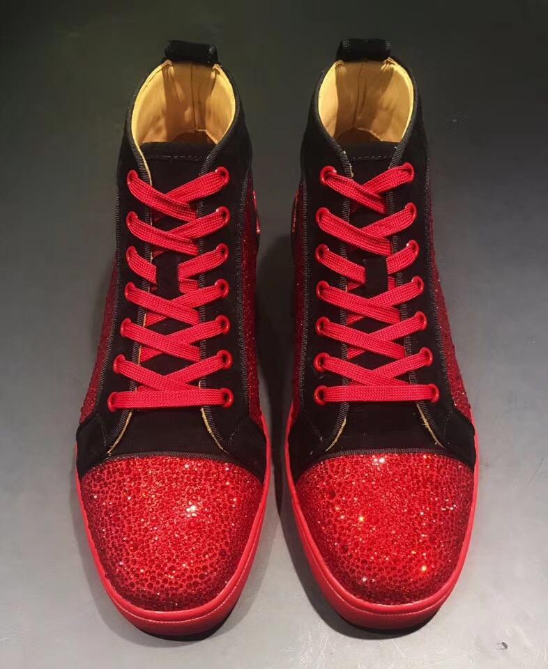 ChristianLouboutin カップル 靴 専門店安全なところ 最高級品 日本国内発送 後払い