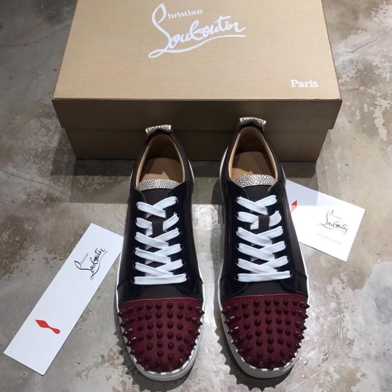 クリスチャンルブタンカップル 靴 送料無料 激安販売 国内発送安全 2色