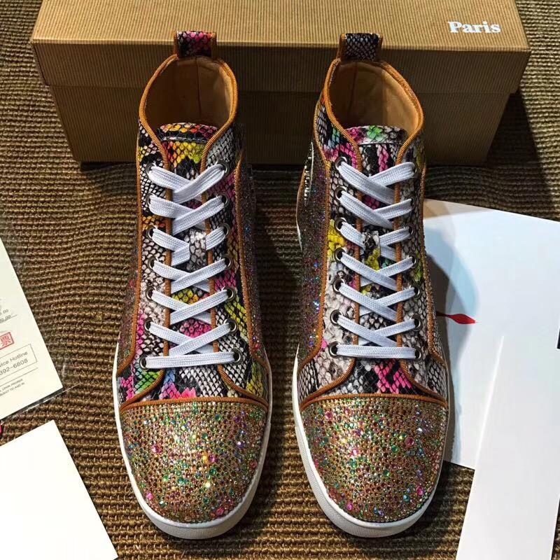 クリスチャンルブタンChristianLouboutin 靴  カップル 通販日本国内発送 後払い n級国内