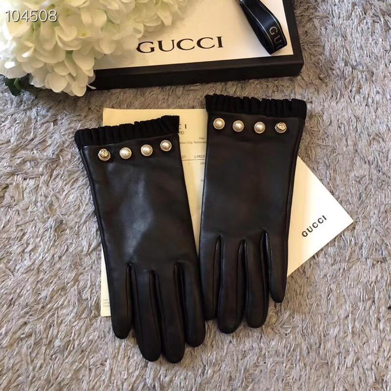Gucci グッチ レディース 革手袋 超スーパーコピー  国内発送安全 通販後払い