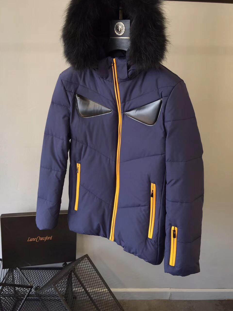 fendi フェンディ メンズ ダウンジャケット おすすめ 通販信用できる 3色