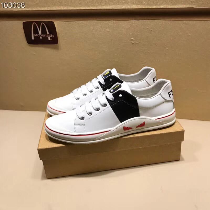 フェンディ メンズ 靴 国内発送安全 通販後払い 送料無料 2色