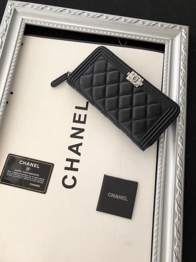 Chanel シャネル レディース 財布 ブランドスーパーコピー 後払い 2色 05887 05885