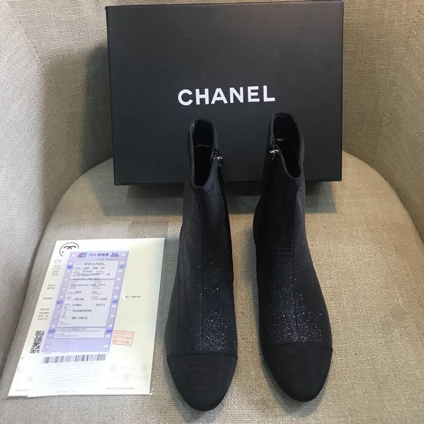 シャネル  レディース 靴 ブランドスーパーコピー 国内発送安全 後払い 2色 p5620056