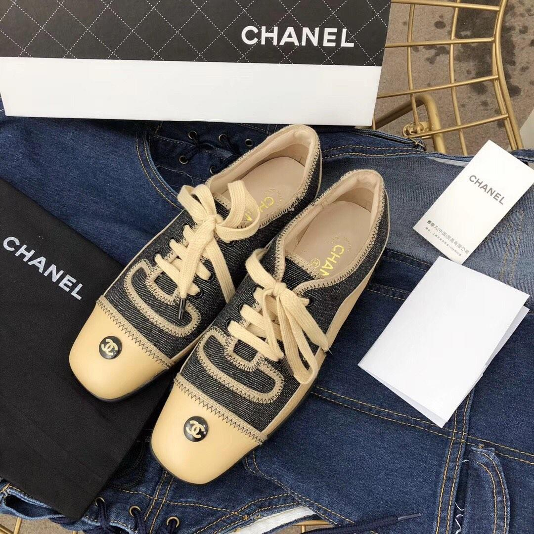シャネル 靴 レディース ブランドスーパーコピー 通販代引き 日本国内発送 2色 p6818056