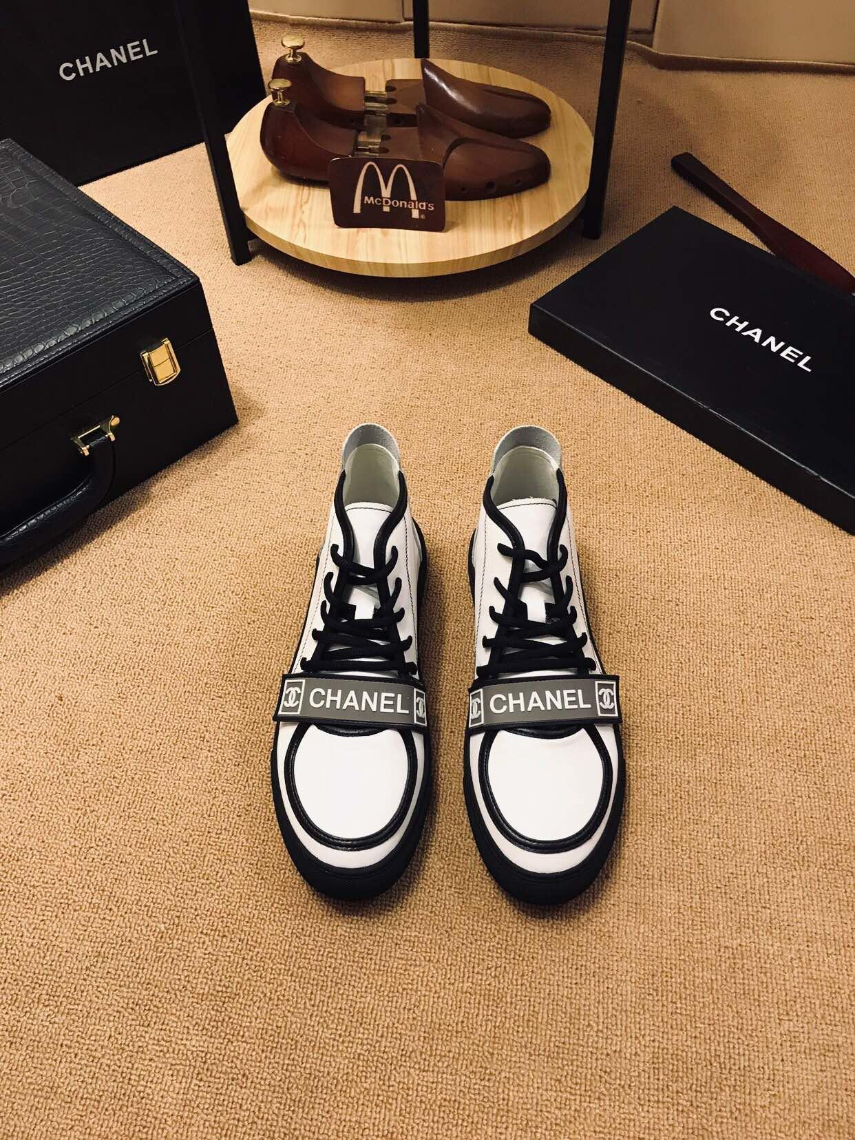 Chanel メンズ 靴 スーパーコピー 代引き後払い 通販人気 2色 p5628066