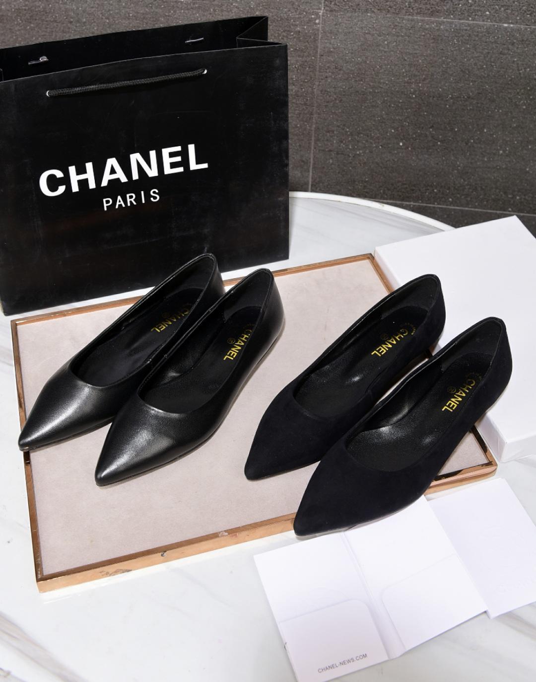 Chanel レディース 靴 専門店信頼 日本国内発送 後払い p6719066 2色